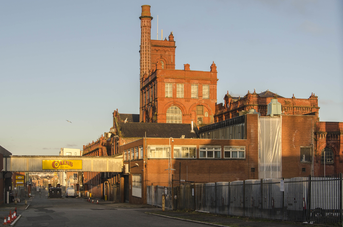 Cains Brewery. Photo: Oleksander Burlaka. Courtesy of Liverpool Biennial