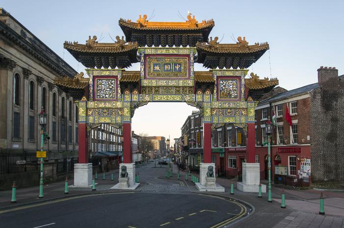 Chinatown. Photo: Oleksander Burlaka. Courtesy of Liverpool Biennial