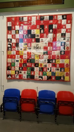 Hillsborough Quilt by Linda Whitfield. Photo by Linda & Rob Whitfield