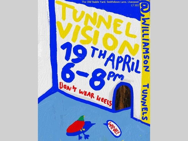 Williamson Tunnels: 'Tunnel Vision' - LJMU Art Students' Exhibition