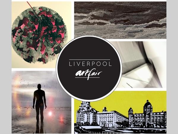 The Gallery Liverpool: Liverpool Art Fair 2016
