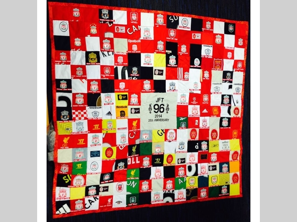 Museum of Liverpool: Hillsborough Tributes Display