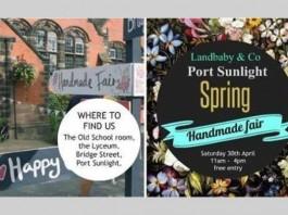 Port Sunlight Spring Handmade Fair 2016