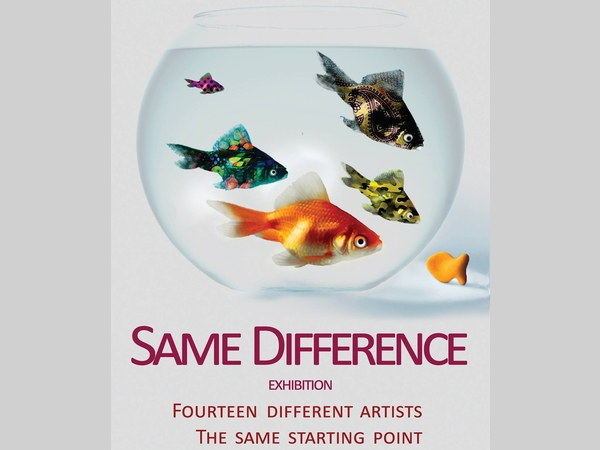 The Well Space: 'Same Difference' Exhibition