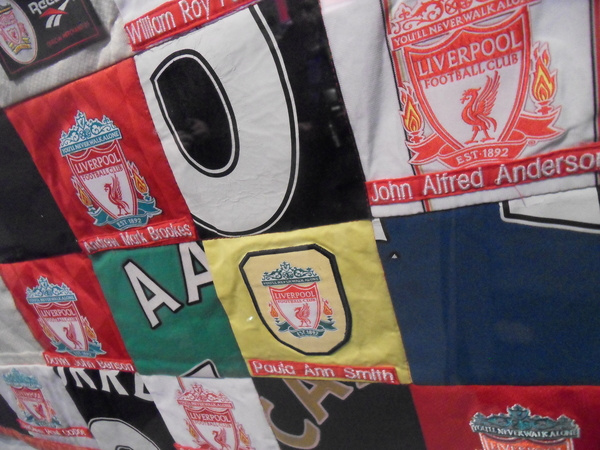 Hillsborough Quilt by Linda Whitfield (Detail)