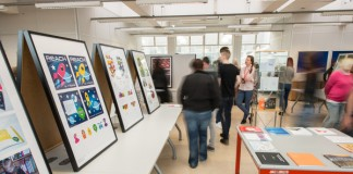 Image from 2015 St Helens College art show