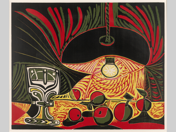 Launch Evening: Picasso Linocuts from the British Museum