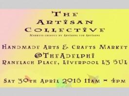 Adelphi Hotel: The Artisan Collective April Handmade Arts & Crafts Market
