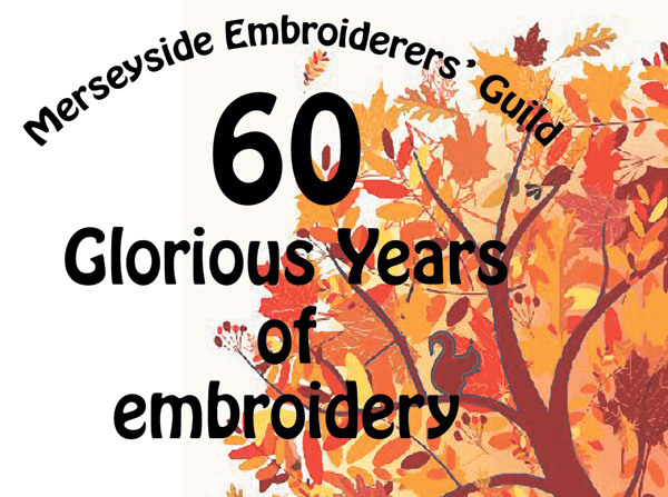 Liverpool Cathedral: Merseyside Embroiderers' Guild - 60 Glorious Years