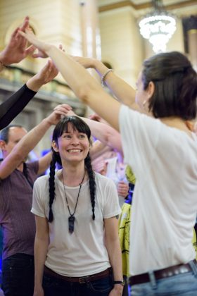Ceilidh, Open Culture, photo Mark McNulty