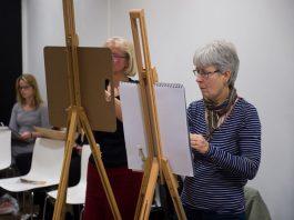 dot-art: Various Art Classes in Merseyside