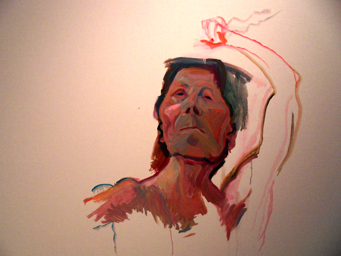 Tate Liverpool: Curator's Tour: Francis Bacon: Invisible Rooms and Maria Lassnig