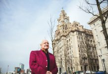 Manuel Cuevas in Liverpool