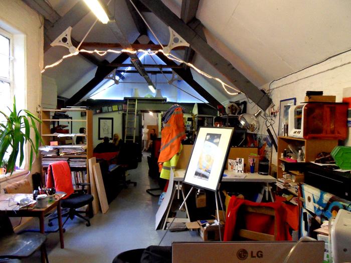IB18: St John's Market: Studio Takeover