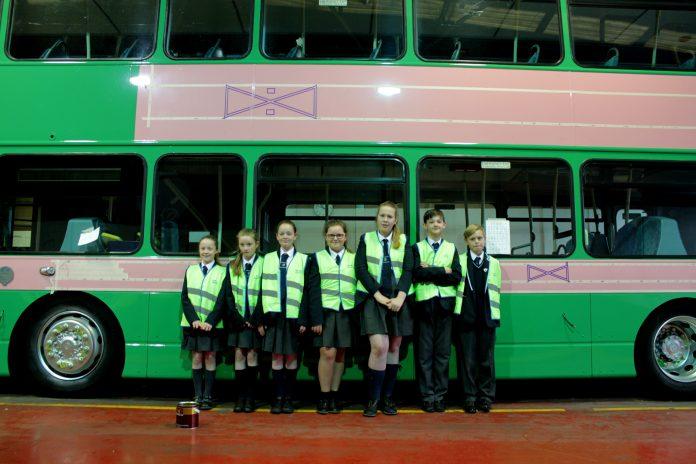 Liverpool Biennial, Arriva Space Bus