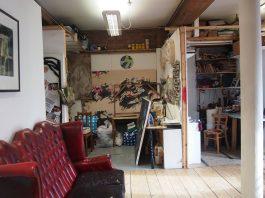 Arena Studios: LOST17: Liverpool Open Studios