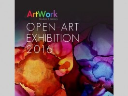 Artwork Studios: Open Art Exhibition 2016