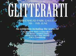 Birkenhead Park Visitor Centre: Glitterarti Group Exhibition