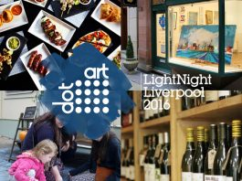 dot-art: Light Night Events and New Exhibition