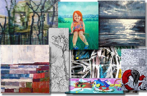Editions Ltd: Liverpool Open Exhibition 2016