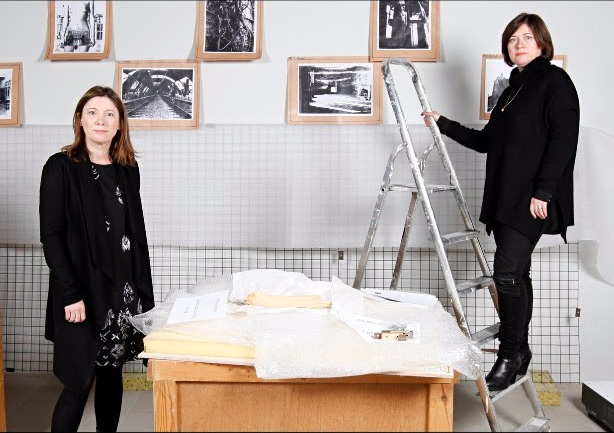 LJMU Art & Design: Professor Caroline Wilkinson in conversation with Jane and Louise Wilson
