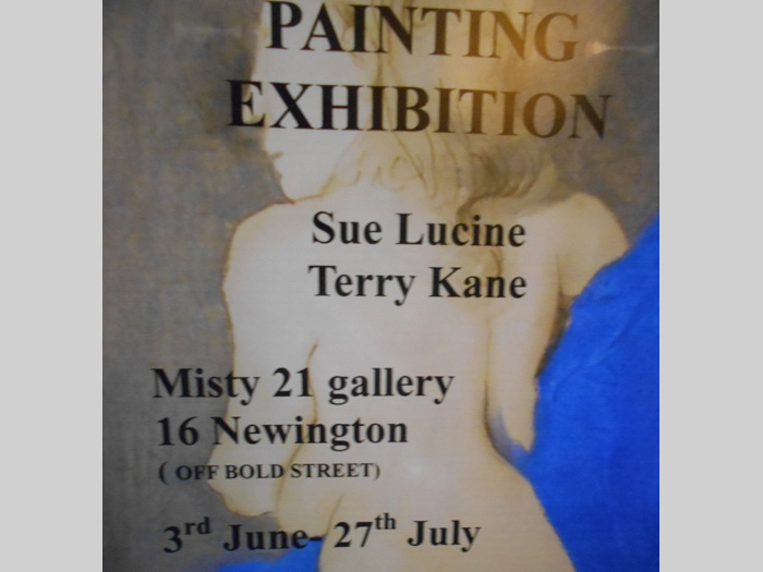 Misty 21: Paintings by Sue Lucine and Terry Kane