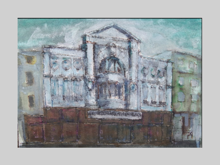 All Hallows Church: Art From the Start Course with Paul Gatenby