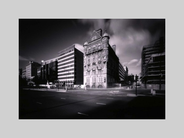 Open Eye: Pinhole Photography Workshop with Sean Halligan