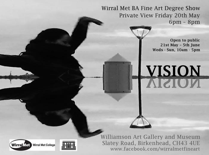 Williamson Art Gallery: Wirral Met BA Fine Art Degree Show