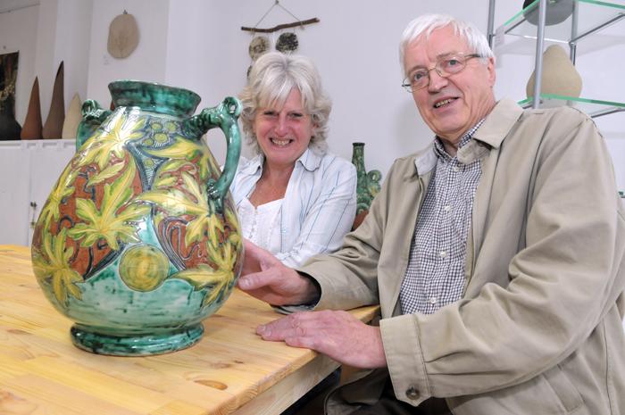 Rathbone Studio: Behind the scenes of Birkenhead's Della Robbia pottery