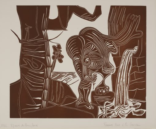 Picasso Linocuts
