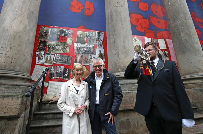 Stories from the Somme at Lyceum