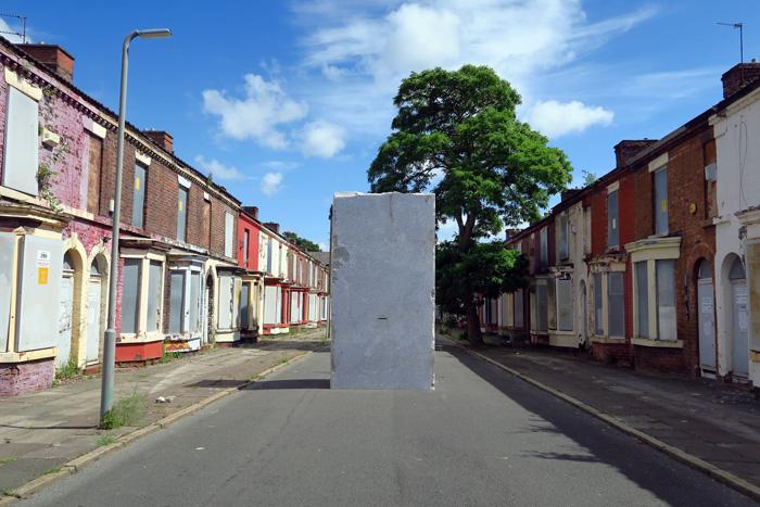 Public Spaces: Liverpool Biennial 2016: The Stone by Lara Favaretto
