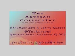 The Artisan Collective June Handmade Arts & Crafts Market