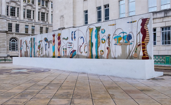 Public Spaces: Liverpool Biennial 2016: Betty Woodman