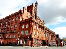 Liverpool Biennial 2016: Curator Tour: Cains Brewery