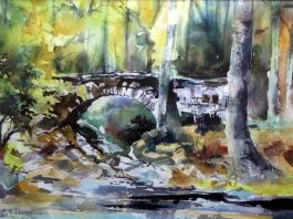 Corke Gallery: Inspired by North Wales, Group Exhibition