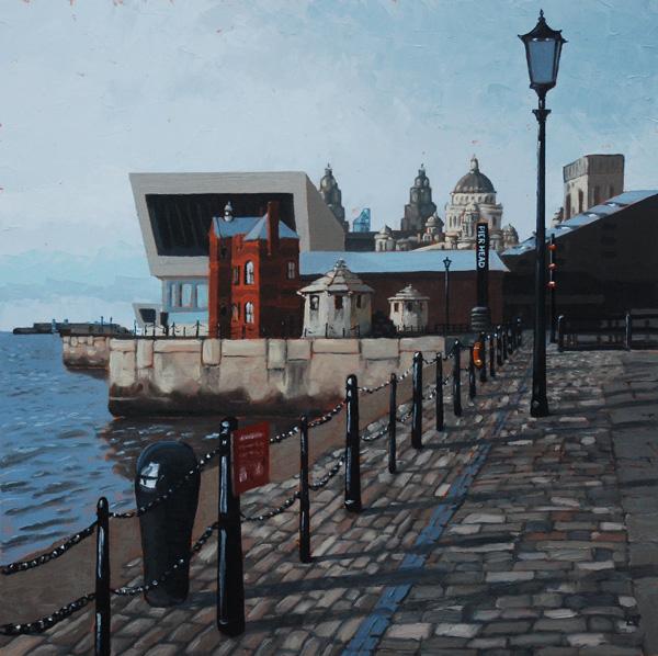 Three Graces by Huw Lewis Jones