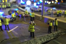 Selfie At Disaster Zone. Jimmy Cauty/L-13 Light Industrial Workshop