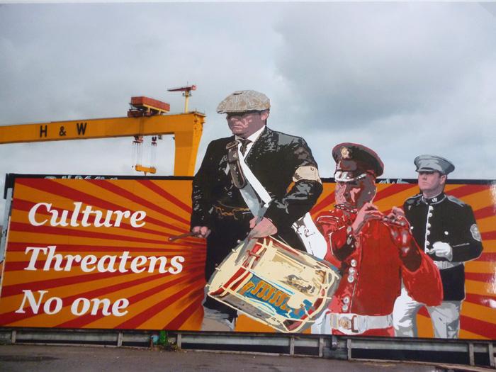 Cornerstone: Photographs of Belfast Murals by Tony Crowley