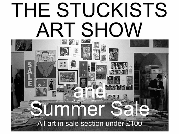 View Two Gallery: Biennial Fringe 2016: The Stuckists Art Show
