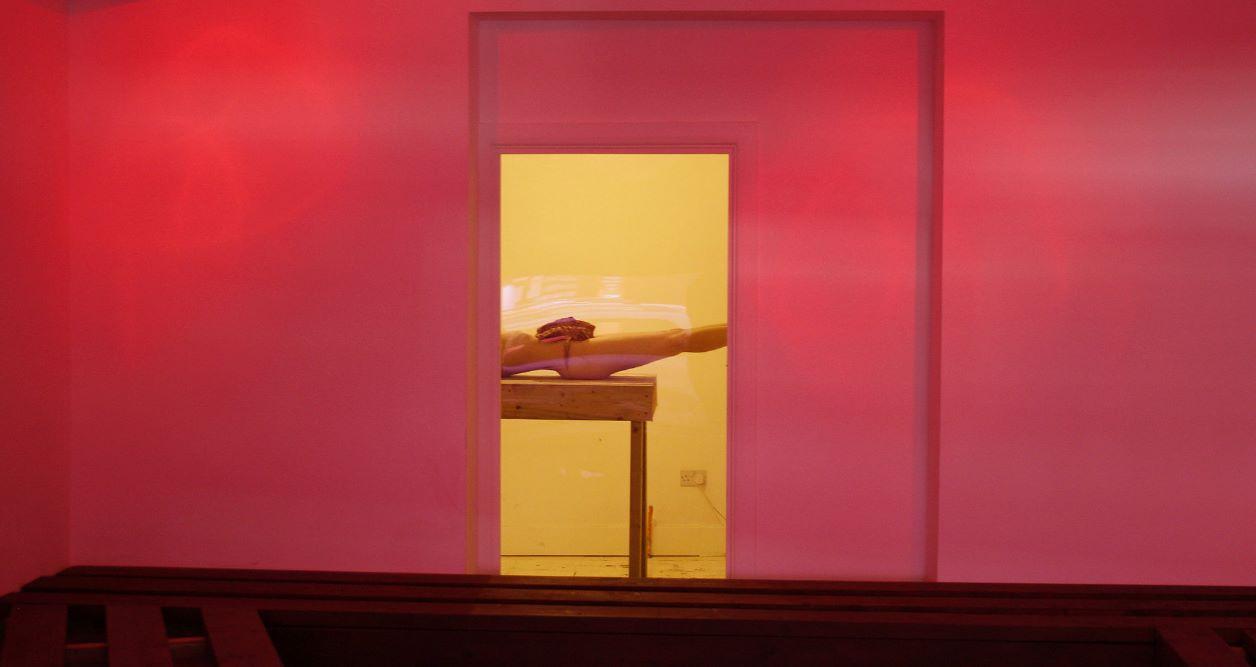 Crown Building Studios: Biennial Fringe 2016: A Particular Act
