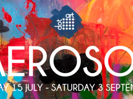 Dot-Art: Biennial Fringe 2016: AEROSOL