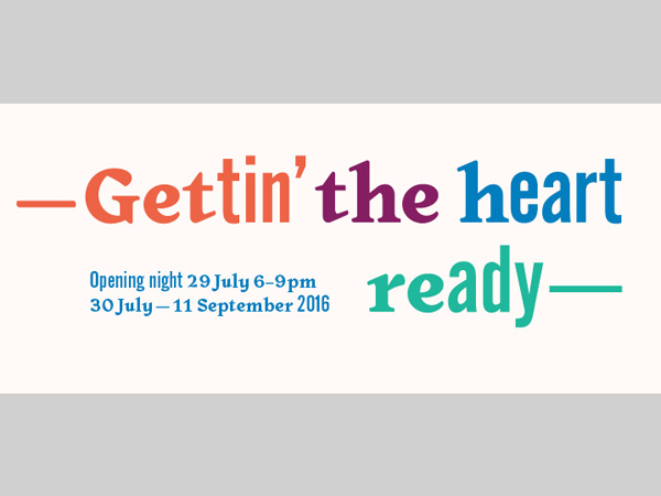The Royal Standard: Biennial Fringe 2016: Gettin' the Heart Ready