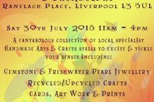 The Artisan Collective July 2016 Market Flyer