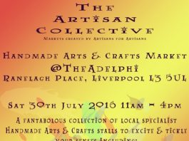 The Adelphi: The Artisan Collective July Handmade Arts & Crafts Market