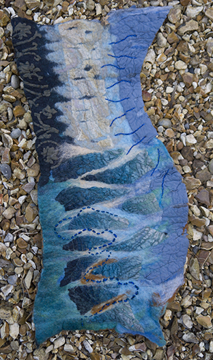Learn to felt in an evening with Vivienne Netherwood