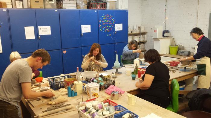 Baltic Clay: Saturday Ceramics Classes