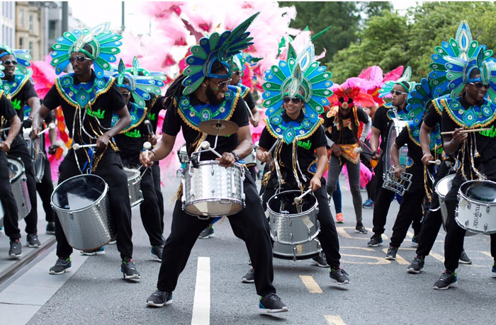 Liverpool: Brouhaha Street Carnival 2016