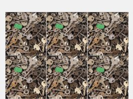 40 Kelvin Grove: Biennial Fringe:  Contravision - Installation by Nina Edge